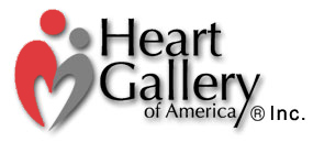 Heart Galleries of America (logo)