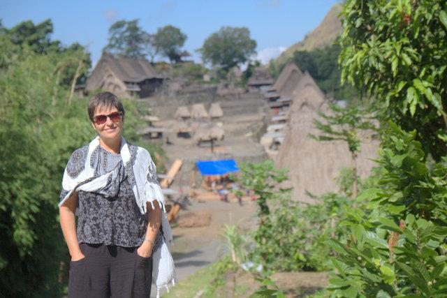 Paula Johnson loves to travel!